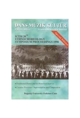 Dans Müzik Kültür Folklora Doğru Translation Research Journal Special Edition-Kolektif