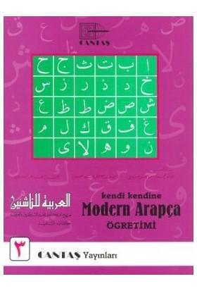 Kendi Kendine Modern Arapça Öğretimi 3-Mahmut İsmail Sini