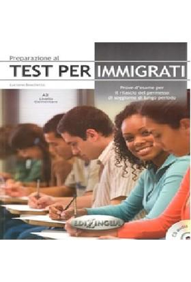 Preparazione Al Test Per Immigrati A2 +Cd-Luciano Boschetto