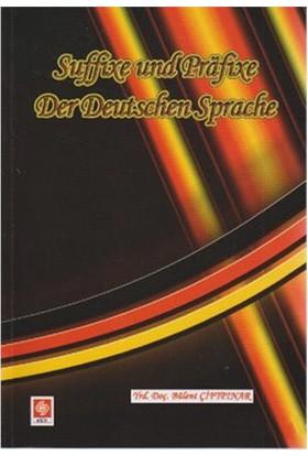 Suffixe Und Prafixe Der Deutschen Sprache-Bülent Çiftpınar