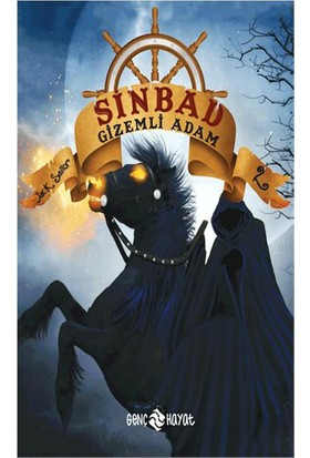 Sinbad Gizemli Adam (2. Kitap)-Jack Sailor