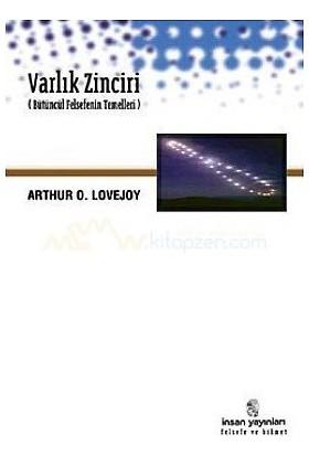 Varlık Zinciri-Arthur O.Lovejoy