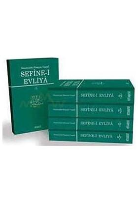 Sefine-İ Evliya (5 Kitap Takım) - Osmanzade Hüseyin Vassaf