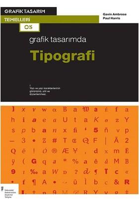 Grafik Tasarımda Tipografi-Paul Harris