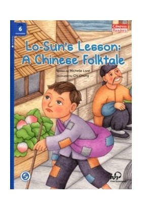 Lo-Sun'S Lesson: A Chinese Folktale +Downloadable Audio (Compass Readers 6) B1-Michelle Lord