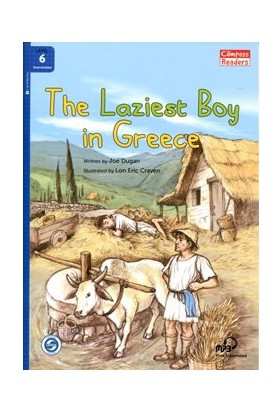 The Laziest Boy İn Greece +Downloadable Audio (Compass Readers 6) B1-Joe Dugan