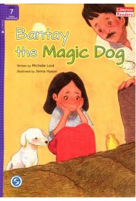 Bantay The Magic Dog +Downloadable Audio (Compass Readers 7) B2-Michelle Lord