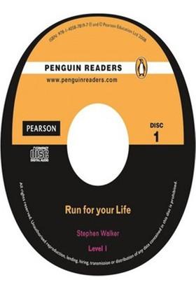 Plpr1:Run For Your Life Bk/Cd Pack-Stephen Waller