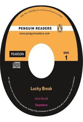 Plpres:Lucky Break Bk/Cd Pack-John Escott