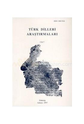 Türk Dilleri Araştırmaları Yıllığı 1997 Cilt: 7-Mehmet Ölmez