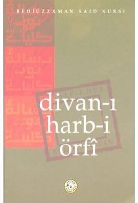 Divan-I Harb-İ Örfi-Bediüzzaman Said-İ Nursi