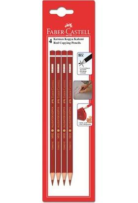 Faber - Castell Kırmızı Kopya Boya Kalemi