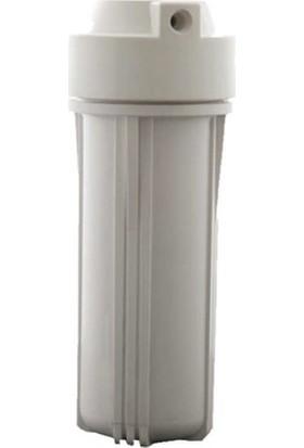 """Sipiring Su Arıtma Cihazları İçin 10"""" Mat Housing Filtre Kabı"""