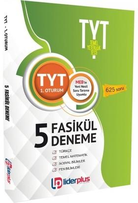 TYT 5 Fasikül Deneme