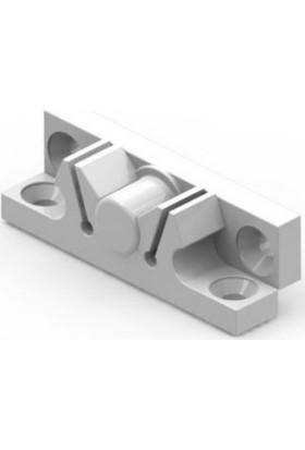 Emek Dekoratif Plastik Çıtçıt Sineklik Kilit 4'lü