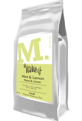 WildWest Nane Limon Çayı 200 gr