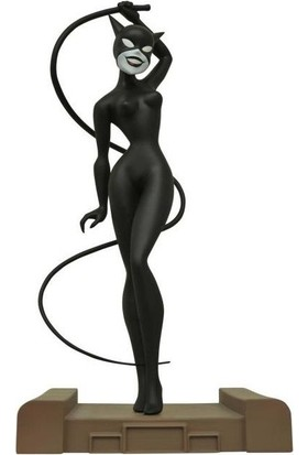 Diamond Select Toys Dc Gallery Batman The Animated Series The New Batman Adventures Catwoman Pvc Figure