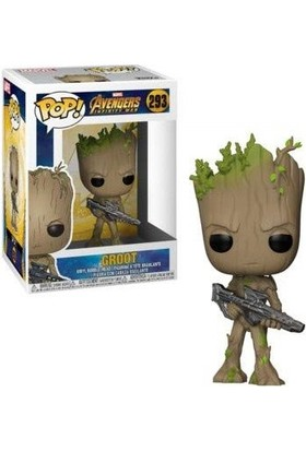 Funko POP Figür - Marvel Avengers Infinity War, Groot