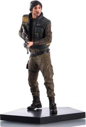 Iron Studios Star Wars Cassian Art Scale Statue