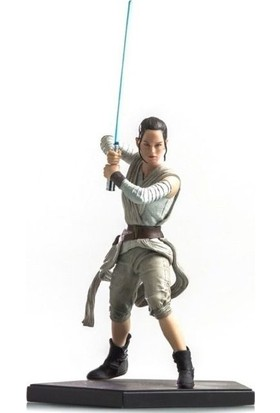 Iron Studios Star Wars Rey Art Scale Statue