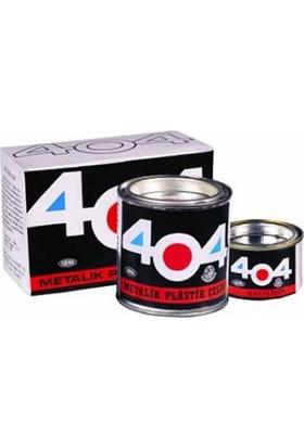 404 Metalize Plastik Çelik Yapıştırıcı 100gr