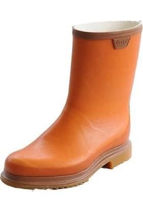 Derby Krep Çizme Kısa No:45