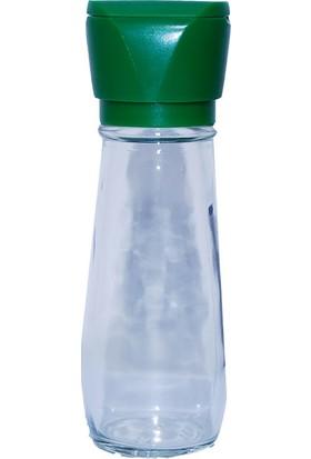 Lokmanavm Tuz Karabiber Değirmeni Yeşil + Himalaya Çakıl Tuz Pembe 250 gr