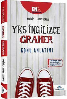 İrem Yayıncılık YKS İngilizce Gramer Konu Anlatım