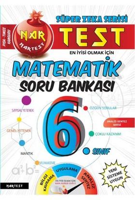 Süper Zeka 6. Sınıf Matematik Soru Bankası