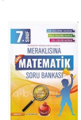 7. Sınıf Meraklısına Genç Matematik Soru Bankası