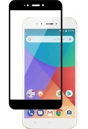 Happyshop General Mobile GM 8 Go Full Kaplayan Fiber Nano Ekran Koruyucu Siyah