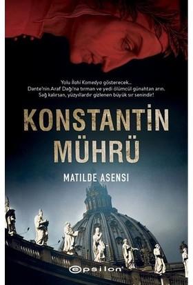 Konstantin Mührü - Matilde Asensi