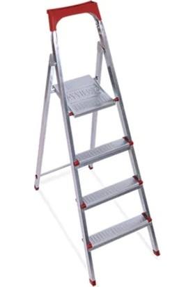 Asvera Profil Merdiven 3+1 Basamaklı