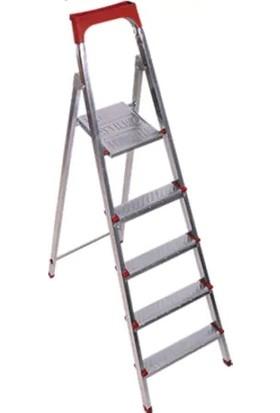 Asvera Profil Merdiven 4+1 Basamaklı
