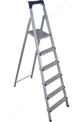 Asvera Profil Merdiven 5+1 Basmaklı