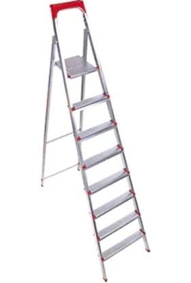 Asvera Profil Merdiven 7+1 Basamaklı