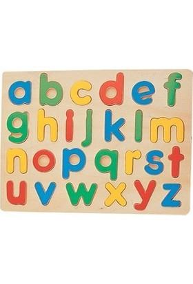 Edu Toys Harf Puzzle Küçük Harfler