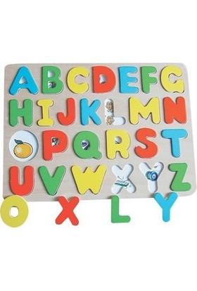 Edu Toys Harf Puzzle