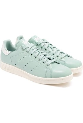 adidas Stan Smith Green Bayan Spor Ayakkabı Cq2820