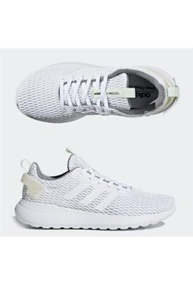 Adidas Cf Lite Racer Cc W Bayan Beyaz Spor Ayakkabı Db1697
