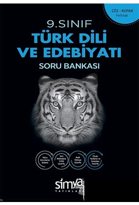 9. Sınıf Türk Dili ve Edebiyatı Soru Bankası