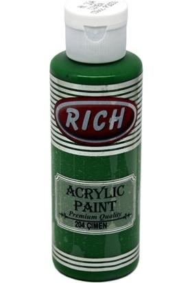 Rich Akrilik Boya 130 Cc Çimen