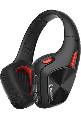 Rampage RBT-18 BLISSFUL Siyah Kablolu ve Kablosuz Bluetooth Mikrofonlu Oyuncu Kulaklığı
