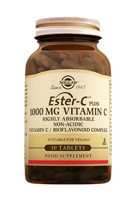 Solgar Ester-C Plus 1000 Mg 30 Tablet