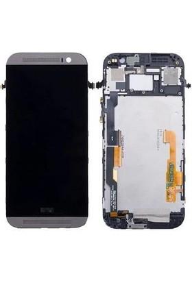 HTC M8 Lcd Ekran Ön Cam