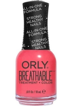Orly Breathable Treatment + Color # 20919 Su Geçiren, Nefes Alan