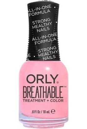 Orly Breathable Treatment + Color # 20910 Su Geçiren, Nefes Alan