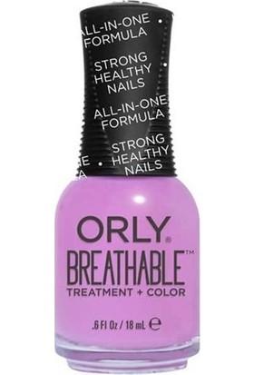 Orly Breathable Treatment + Color # 20911 Su Geçiren, Nefes Alan