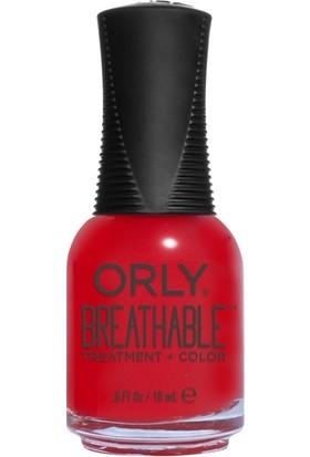 Orly Breathable Treatment + Color # 20905 Su Geçiren, Nefes Alan