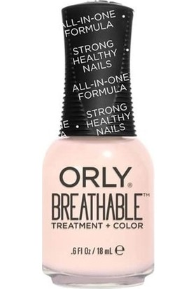 Orly Breathable Treatment + Color # 20914 Su Geçiren, Nefes Alan